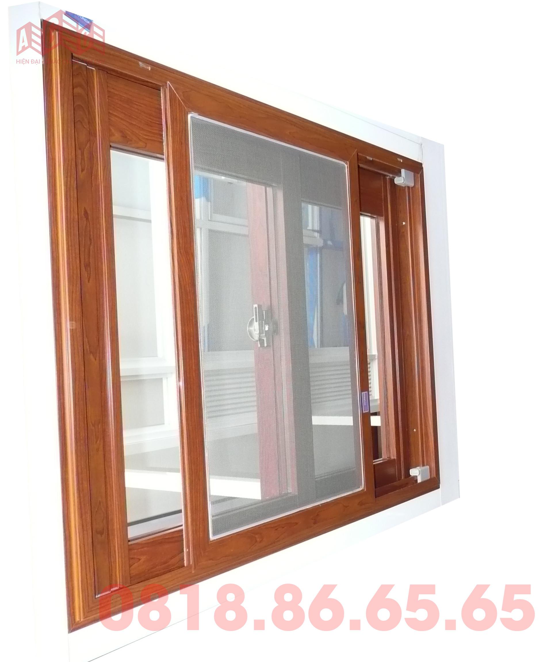 Cửa sổ mở lùa Việt Pháp