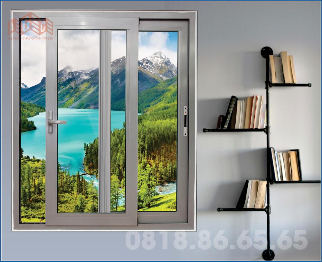 Ưu điểm cửa sổ mở lùa Xingfa